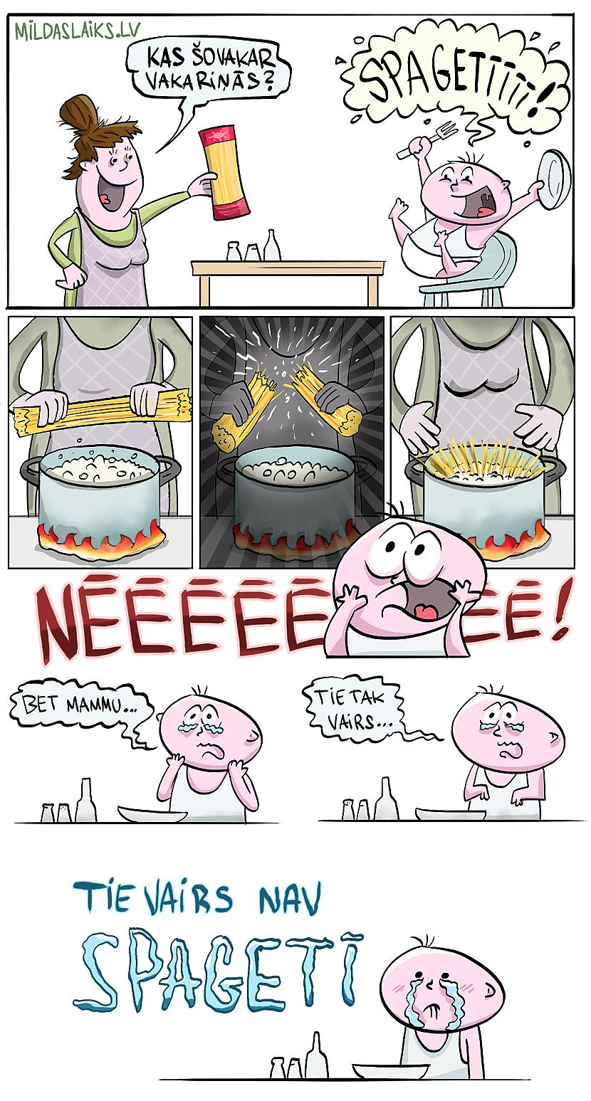 Kā var nesaprast kas ir... Autors: Vecais burvis Smieklīgi komiksi