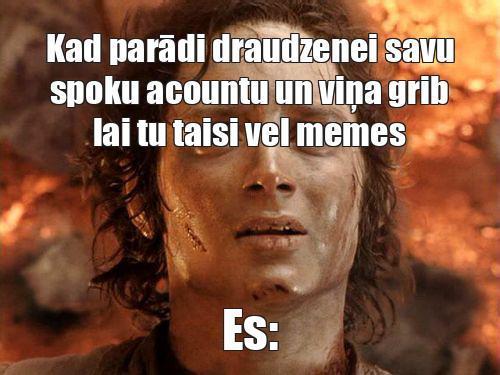Autors: Gabrija Memes