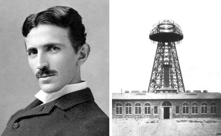 Brīvā enerģijaNikola Tesla... Autors: Lestets 6 neticami tehnoloģiskie sasniegumi, kas ir zuduši laika gaitā