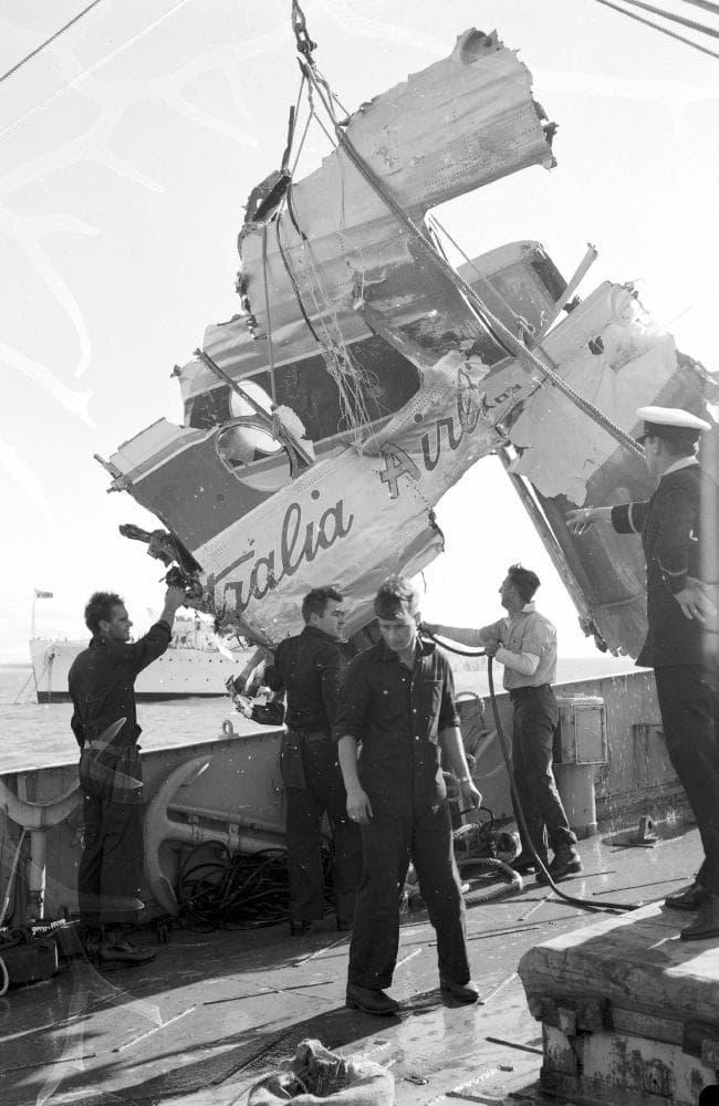 Trans Australia Airlines reiss... Autors: Plane Crash central Komerciālo lidaparātu katastrofu bildes (1960.g - 1967. g)