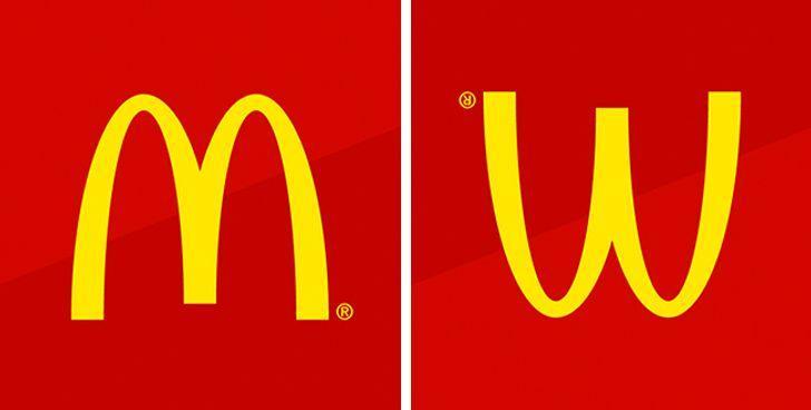 McDonaldrsquosPirmo... Autors: The Diāna 11 apslēptas simboliskas nozīmes pasaulslavenos logo
