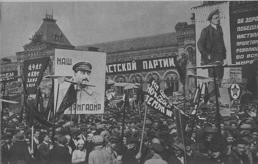Laikam tā laika dzīvi vislabāk... Autors: Lestets PSRS 1930-to gadu dzīve
