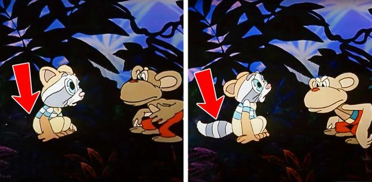 Mazulis JenotsSarunas laikā ar... Autors: Lestets 25 padomju laiku multfilmu kļūdas, ko pamanīs vien piekasīgākie pieaugušie