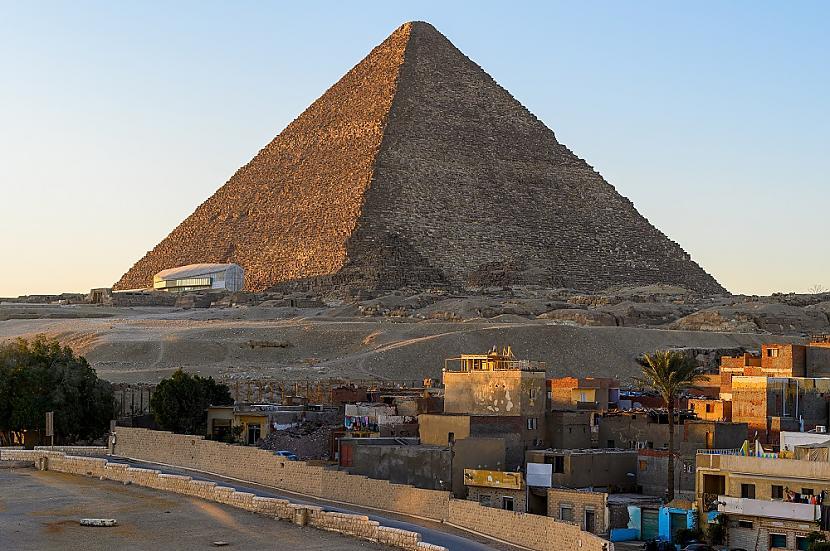 Heopsa piramīdas neparastie... Autors: matilde Senās Ēģiptes lielākās mistērijas