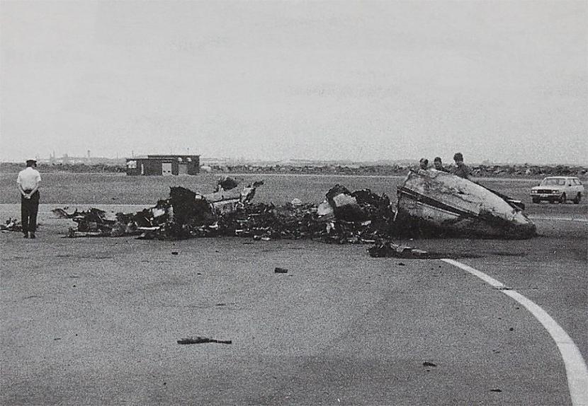 Advance Airlines reiss 4210... Autors: Plane Crash central Komerciālo lidaparātu katastrofu bildes (Astoņdesmitie) 1980.-1985.g