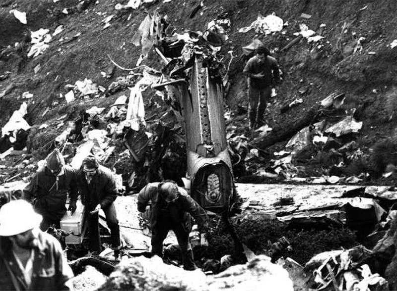 DanAir reiss 1008 1980gada... Autors: Plane Crash central Komerciālo lidaparātu katastrofu bildes (Astoņdesmitie) 1980.-1985.g