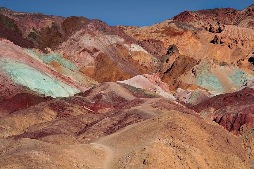 Tomēr Nāves ieleja nav vienīgā... Autors: matilde Nāves ielejā gandrīz pārspēts pasaules augstākās gaisa temperatūras rekords