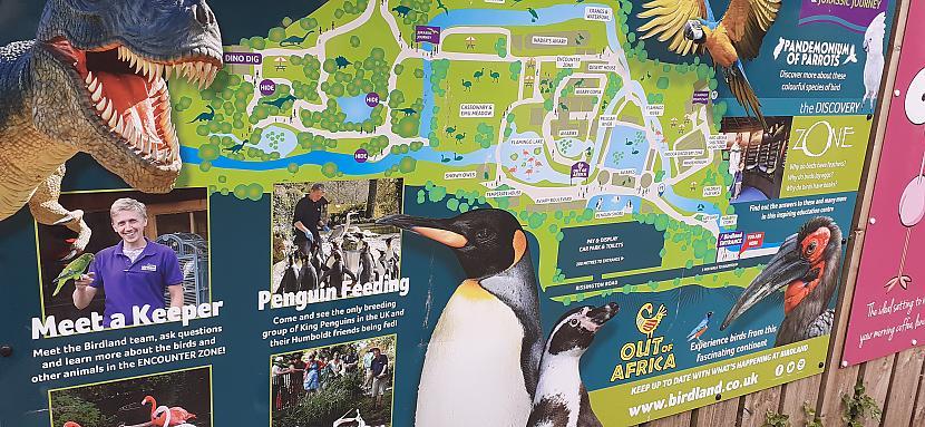 Sākam ar parka informāciju  Autors: Griffith Bourton-on-the-water 1/2