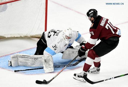 Par scaronī gada draftu... Autors: Latvian Revenger 2021. gada NHL draftā latvieši netiek izvēlēti, 1. izvēle - Ouens Pauerss