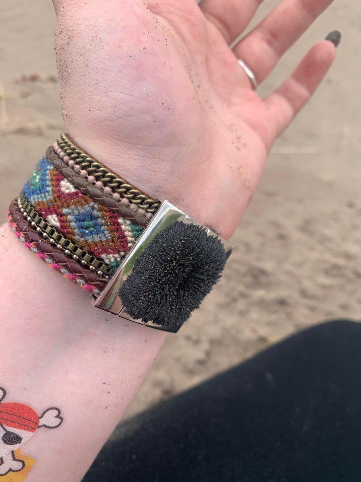 quotMana aproce savāca smiltī... Autors: Lestets 20 fotogrāfijas, lai aizdomātos par to, kas tur īstenībā notiek