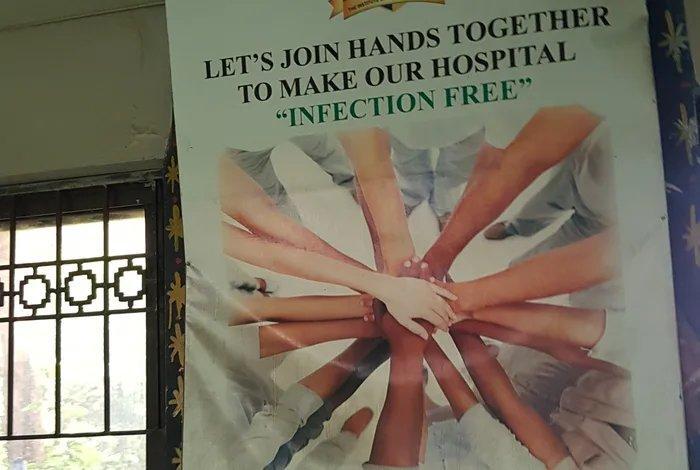lsquorsquoSaliksim rokas kopā... Autors: The Diāna 16 slimnīcas ar ļoti dīvainu dizainu