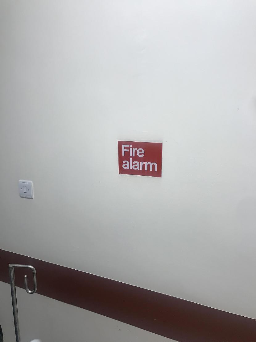 Kad uzlīme par ugunsdzēsības... Autors: The Diāna 16 slimnīcas ar ļoti dīvainu dizainu