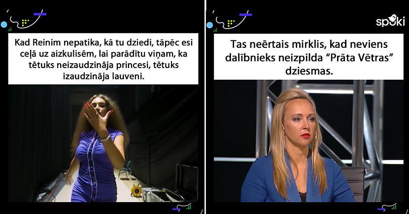 Nav noslēpums ka scaronovs ir... Autors: matilde 15 trāpīgas un smieklīgas memītes par Latvijas «X Faktoru»